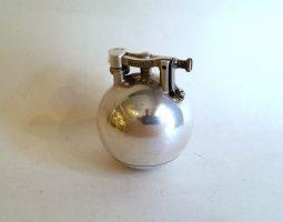 Silver Dunhill lighter