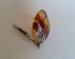 17th century folding spoon/fork